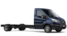 Ford dietrich thumb transit chasis